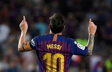 Lionel Messi: Así fue el gol 6.000 del Barcelona en Liga