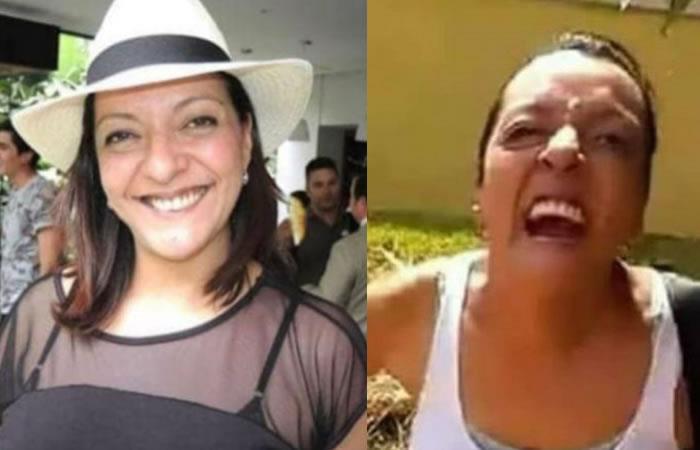 Periodista de Medellín humilla a obreros y los amenaza