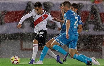 El River de Juan Fernando Quintero, no pudo con Belgrano y sigue sin ganar en Superliga