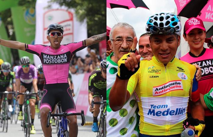 Sebastián Molano ganó la etapa 13 y Jonathan Caicedo campeón de la Vuelta a Colombia