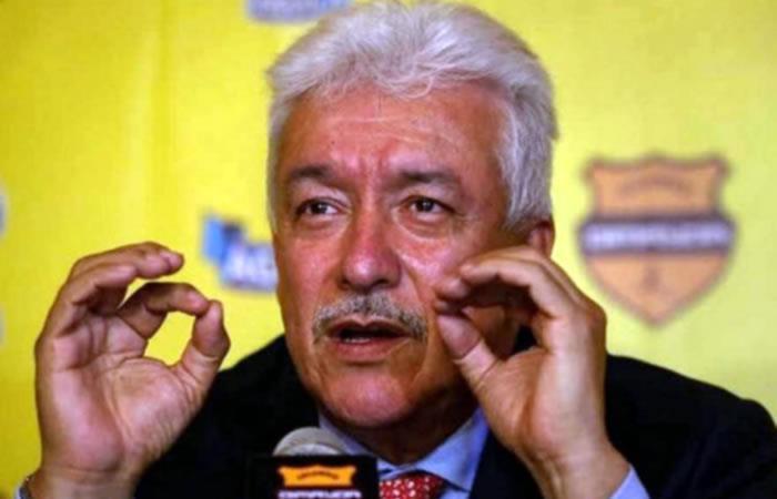 Expresidente de la Dimayor revela que se repartieron $ 4.000 millones entre directivos