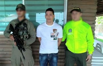 La Policía captura al jefe de 'La Oficina en Tolú