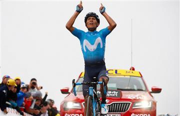 Nairo liderará el Movistar Team en la Vuelta España y Winner Anacona regresa