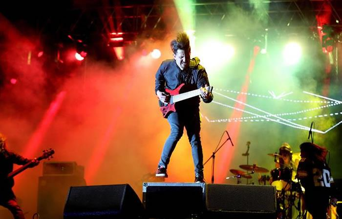 Rock Al Parque conquista a Bogotá