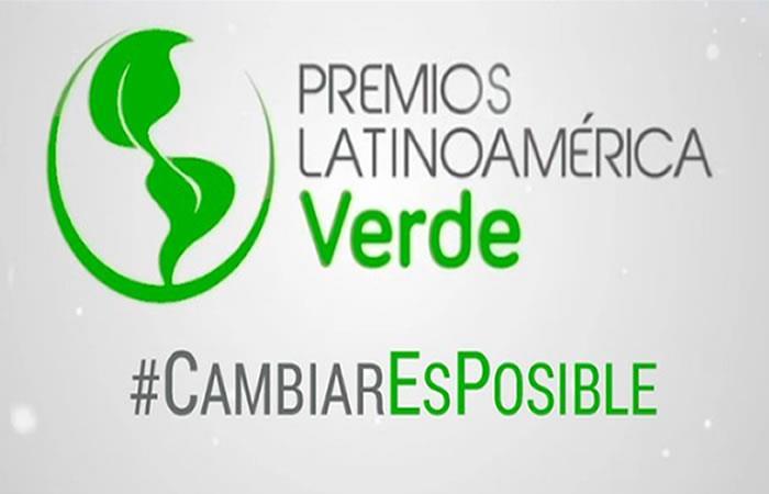 4 proyectos colombianos se llevaron a casa el Premio Latinoamérica Verde