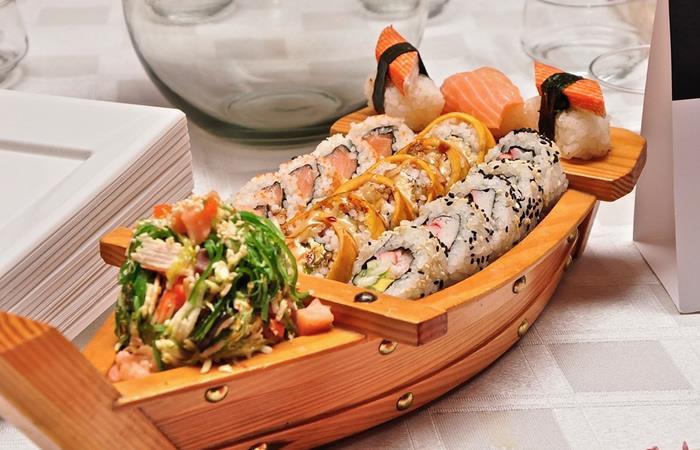 En 1.800 el sushi era considerado el Mcdonalds. Foto: Pixabay