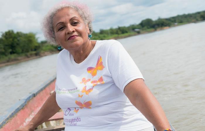Exposición fotográfica: Las mujeres defienden la paz en Colombia