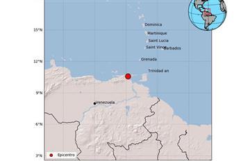 Fuerte temblor sacude a Colombia y Venezuela