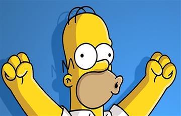 ¿Homero Simpson de carne y hueso? ¡Sí! y aquí te lo mostramos