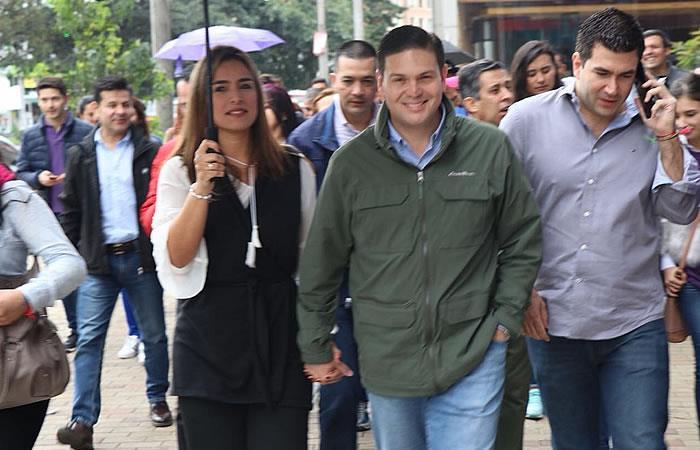 Juan Carlos Pinzón, nuevo presidente de ProBogotá Región