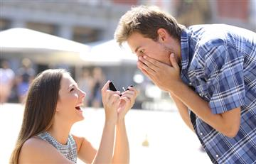 ¿Las mujeres también deberían pedir matrimonio?