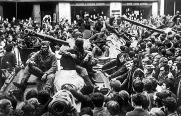 Primavera de Praga: Checos y eslovacos rememoran los 50 años