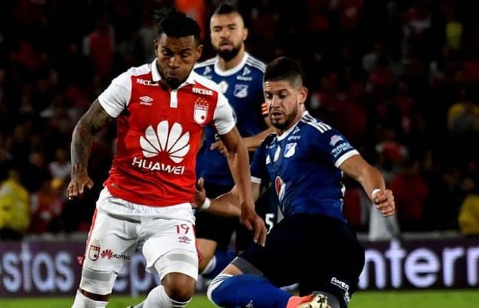 Santa Fe vs. Millonarios: Todo lo que debe saber del clásico en la Sudamericana