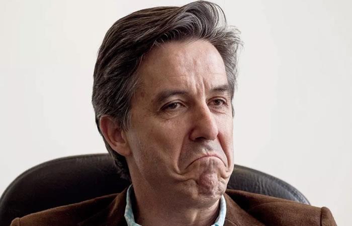 Roberto Prieto dijo que hace mucho no ve a Besaile. Foto: EFE