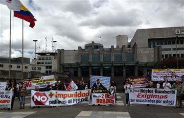 Afectados por el grupo Elite le piden al Estado garantizar sus derechos