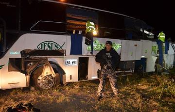 Capturan a presunto jefe de cartel que enviaba droga en buses