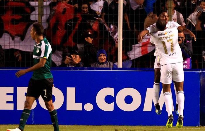Deportivo Cali no pudo ante Liga de Quito en la Sudamericana