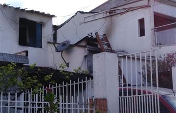 Cinco personas fallecieron por un incendio en Floridablanca