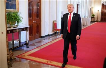 Trump sostiene que si es llevado a juicio habría un colapso económico