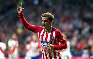 Atlético de Madrid de Santiago Arias consigue su primera victoria en la Liga Española