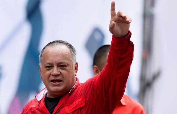 Diosdado Cabello: Migración de venezolanos es por campaña contra Maduro