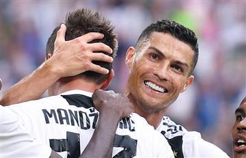 Juventus venció a la Lazio y Cuadrado fue suplente