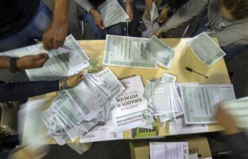 Consulta Anticorrupción no supera el umbral