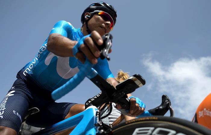 Así van los colombianos en la Vuelta a España tras la etapa tres