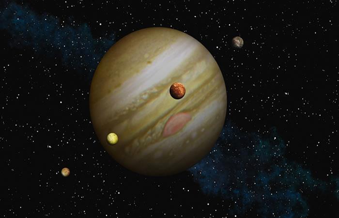 Astrónomos descubren dos nuevos planetas gigantes