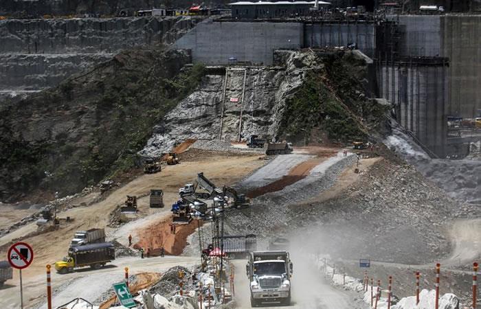 """Denuncian """"errores"""" en licenciamiento ambiental de hidroeléctrica de Ituango. Foto: AFP"""