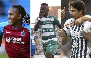Rodallega, Stefan Medina y los goles de los colombianos en el exterior