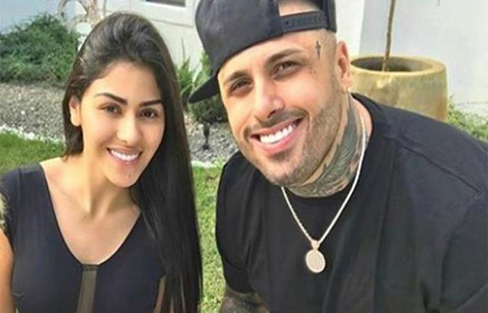 Nicky Jam y Angélica Cruz se divorciaron. Foto: Instagram.
