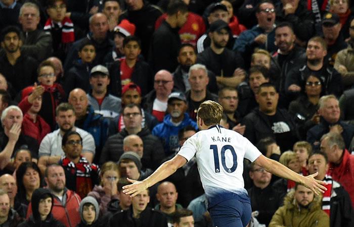 Tottenham se adueñó del Teatro de los Sueños