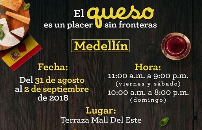 El salón será en Medellín. Foto: Instagram