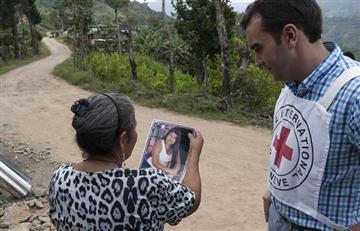 CICR le solicita al Gobierno de Duque agilizar la búsqueda de desaparecidos