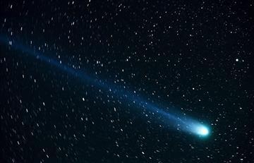 Este año, dos cometas se acercarán a la Tierra
