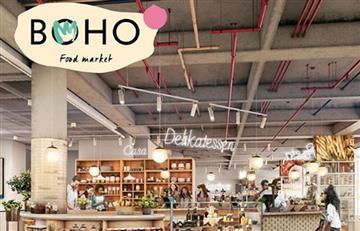 Gran inauguración de BOHO Food Market en septiembre