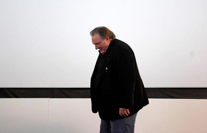 Investigan a Gérard Depardieu por violaciones