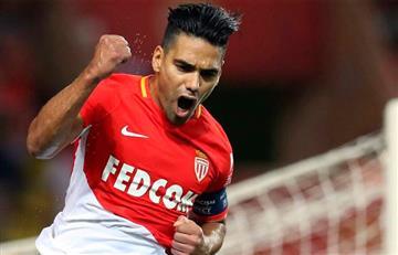 [VIDEO] Así fue el golazo de Falcao García ante Marsella