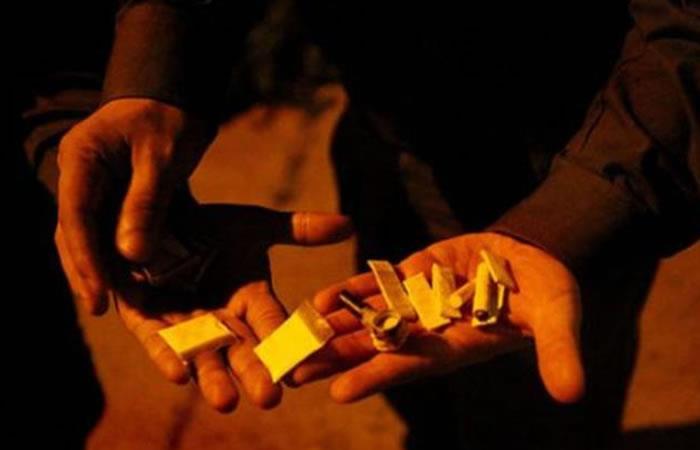 Capturan en Colombia a 162 personas en redadas contra el microtráfico