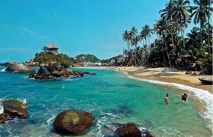 Conoce las 10 mejores playas de Colombia