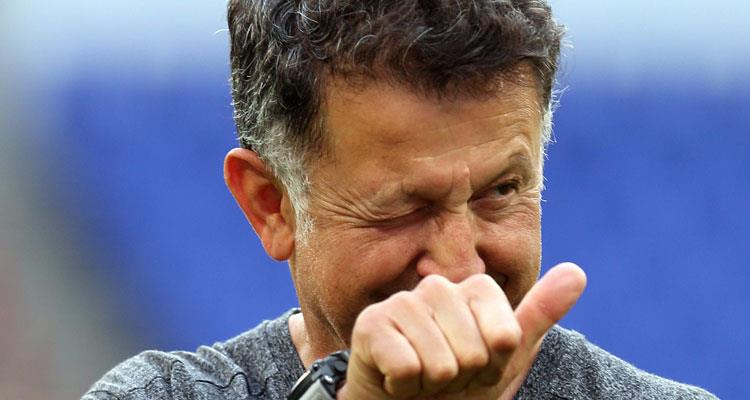 Juan Carlos Osorio es el nuevo DT de la Selección de Paraguay