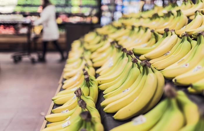 Plátano y banano, ideales para alimentos funcionales