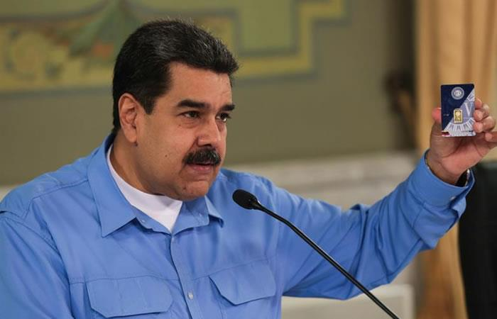 Nicolás Maduro, un mes después del atentado. Foto: EFE