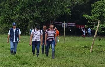 El ELN deja en libertad a tres soldados secuestrados en Arauca