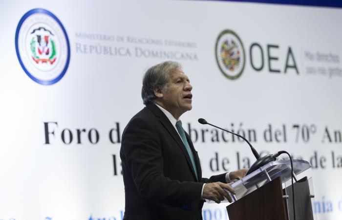 La OEA espera un tenso debate sobre la migración de venezolanos