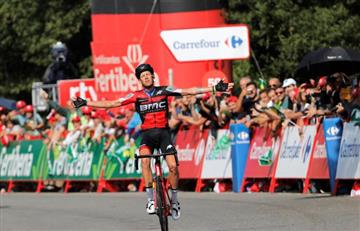 [VIDEO] ¡Por poco! Colombia llega en segundo puesto en Vuelta a España