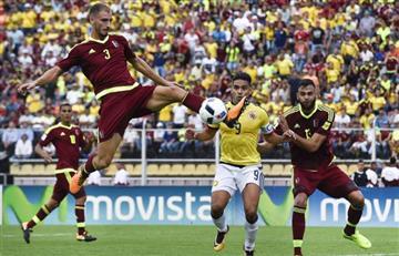 Sigue EN VIVO, Colombia vs. Venezuela