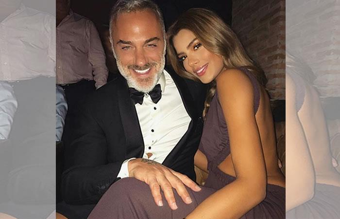 Gianluca Vacchi niega relación con Ariadna Gutierrez y ella responde