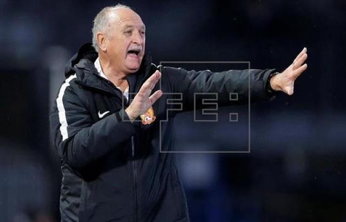 'Tino' Asprilla propone a Luiz Felipe Scolari como DT de Colombia